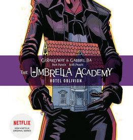 Dark Horse Comics The Umbrella Academy v03 Hotel Oblivion