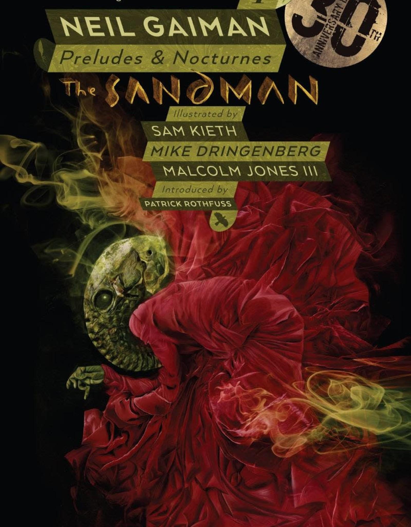 Vertigo Comics Sandman v01 Preludes & Nocturnes
