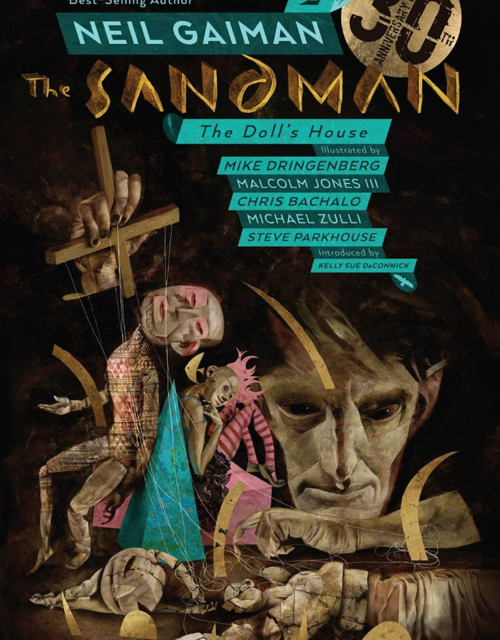 Vertigo Comics Sandman v02 The Doll's House