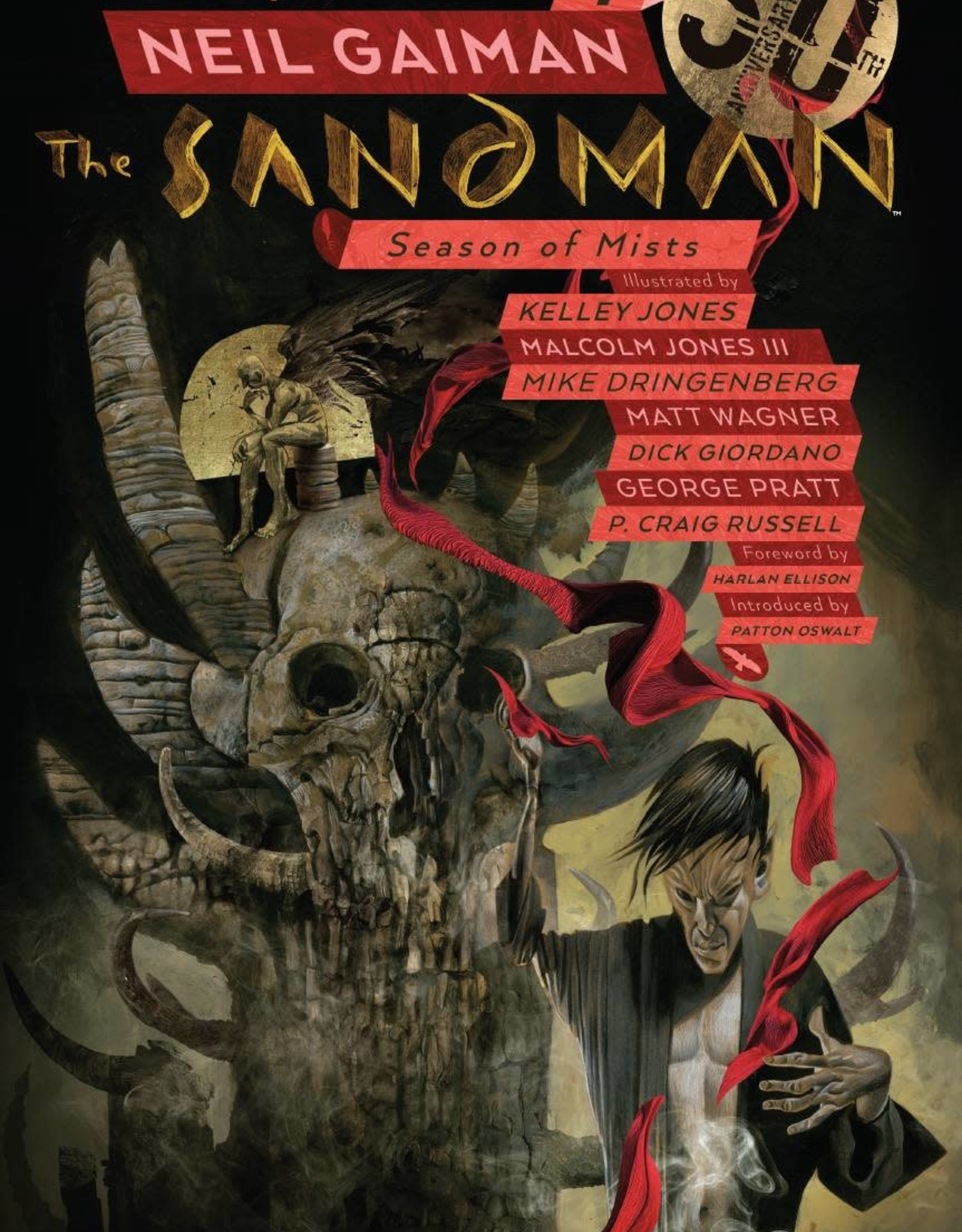 Vertigo Comics Sandman v04 Season of Mists