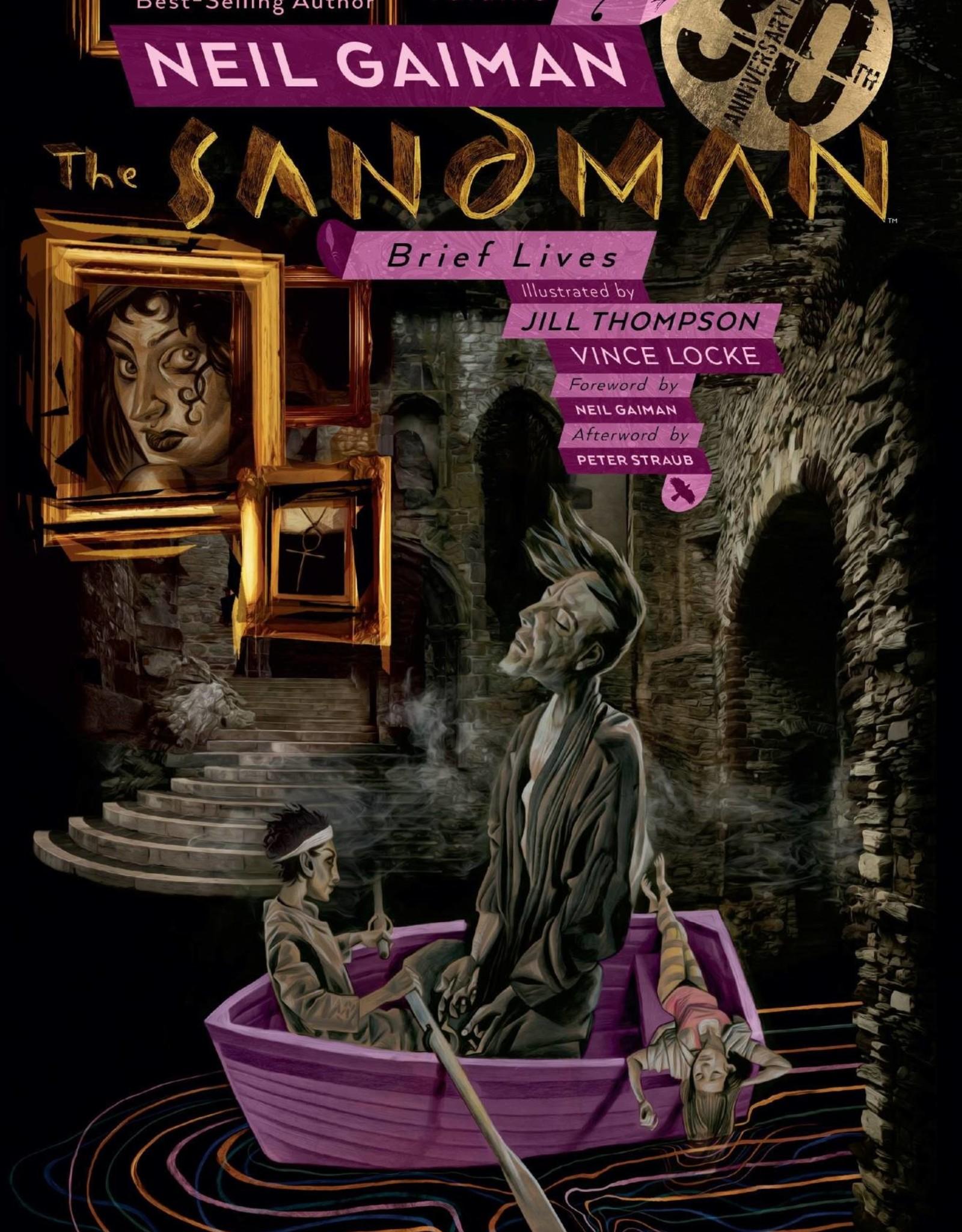 Vertigo Comics Sandman v07 Brief Lives