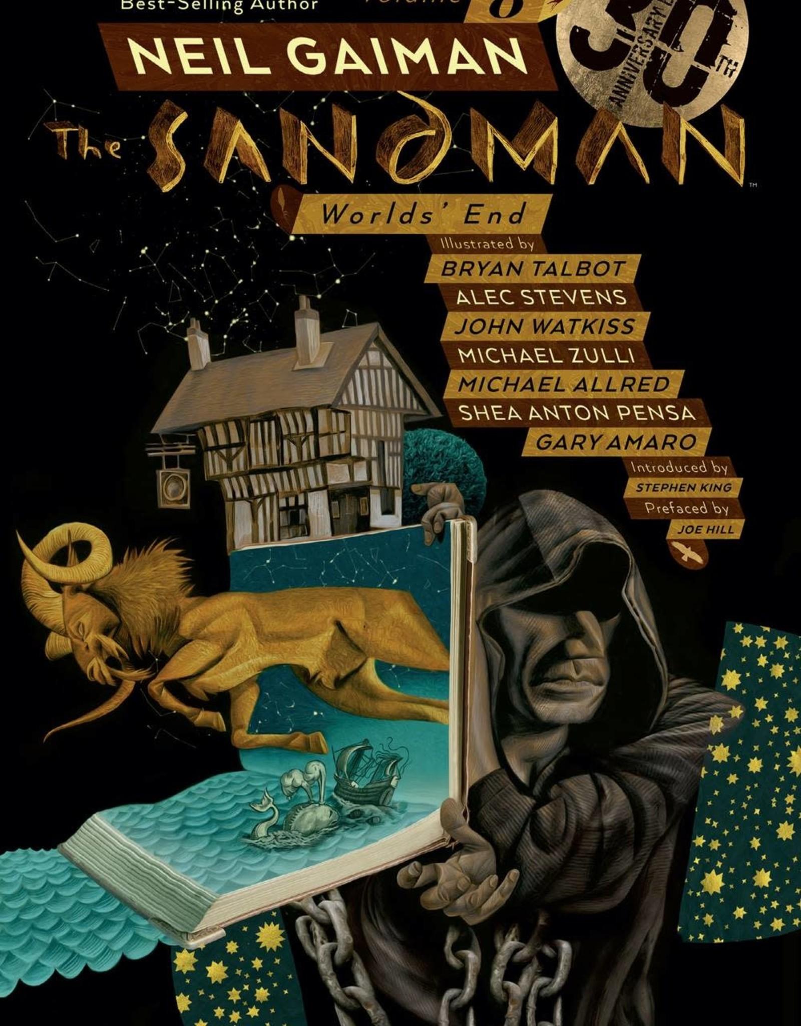 Vertigo Comics Sandman v08 Worlds' End