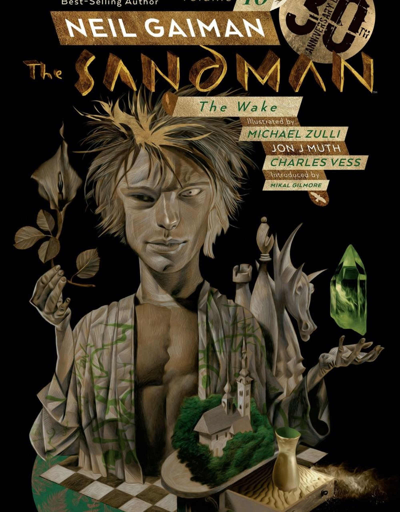 Vertigo Comics Sandman v10 The Wake