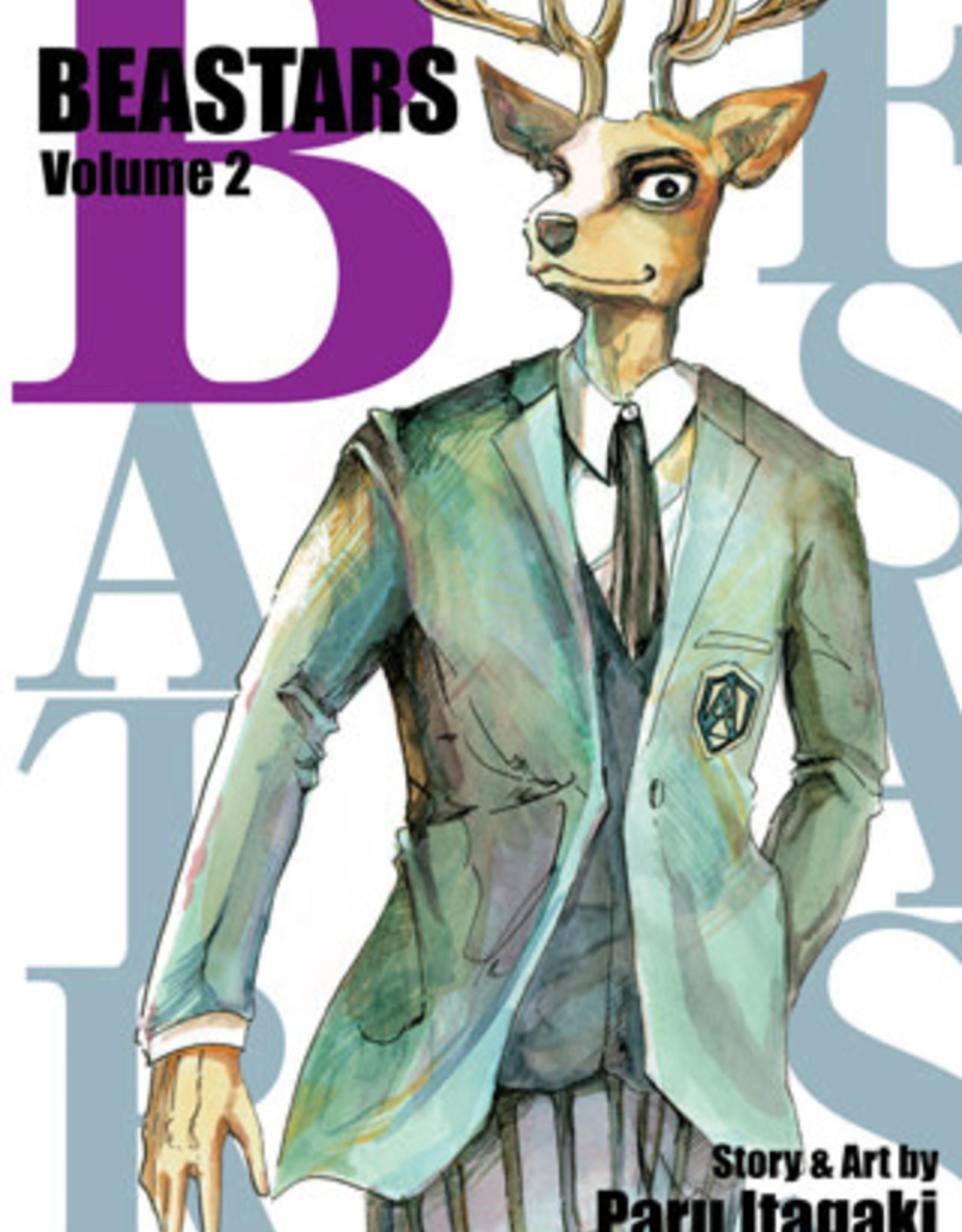 VIZ Media Beastars v02