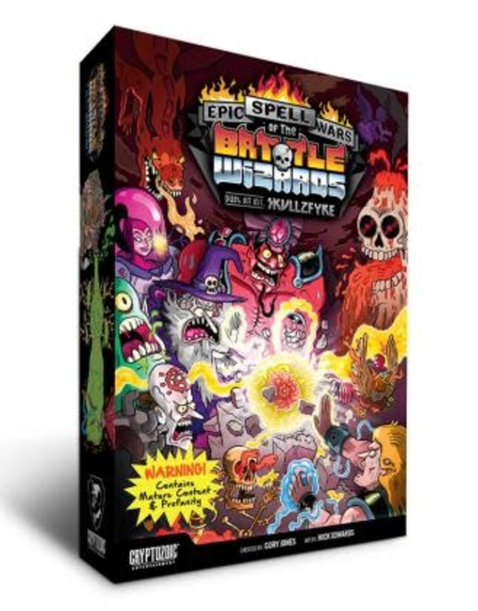 Cryptozoic Entertainment Epic Spell Wars: Duel at Mt. Skullzfyre