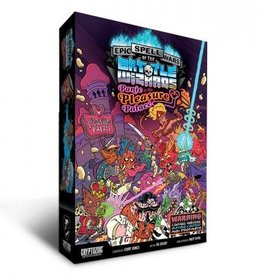 Cryptozoic Entertainment Epic Spell Wars: Panic at the Pleasure Palace