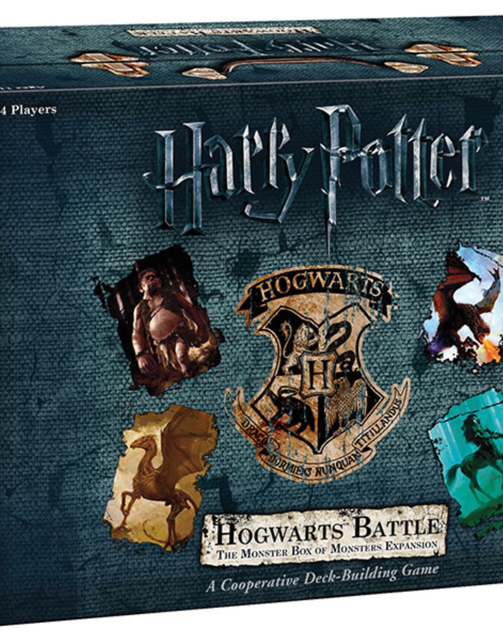 USAopoly Harry Potter Hogwarts Battle Monster Box