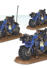 Games Workshop SM: Scout Bikes