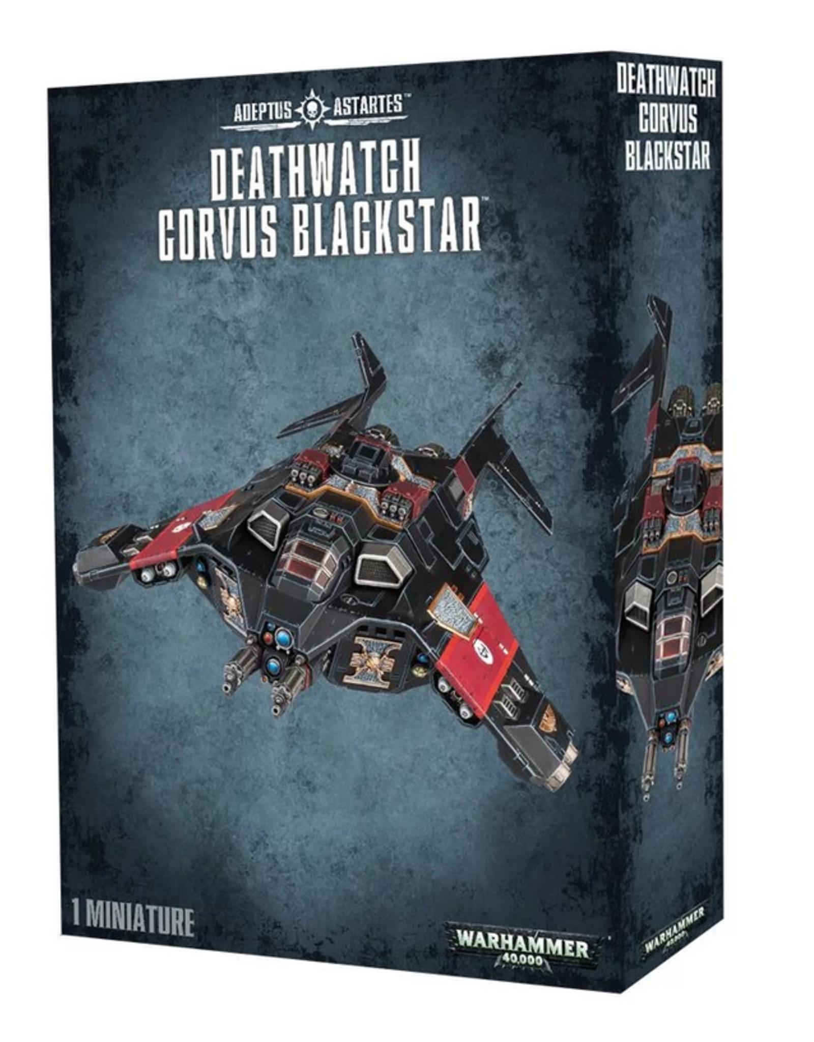 Games Workshop SM: Deathwatch Corvus Blackstar