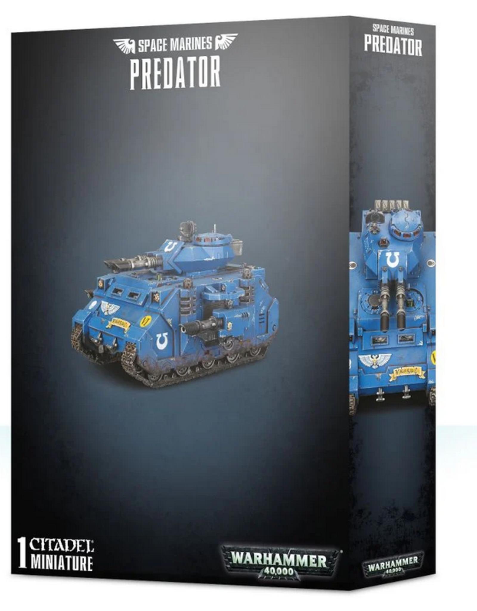 Games Workshop SM: Predator