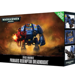 Games Workshop SM: Primaris Easy to Build Redemptor Dreadnought