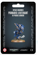 Games Workshop SM: Primaris Lieutenant in Phobos Armor