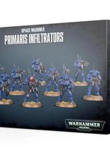 Games Workshop SM: Primaris Infiltrators