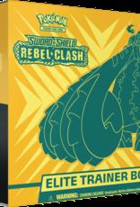 Pokemon Pokemon Rebel Clash Elite Trainer Box
