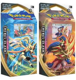 Pokemon Pokemon Rebel Clash Theme Deck