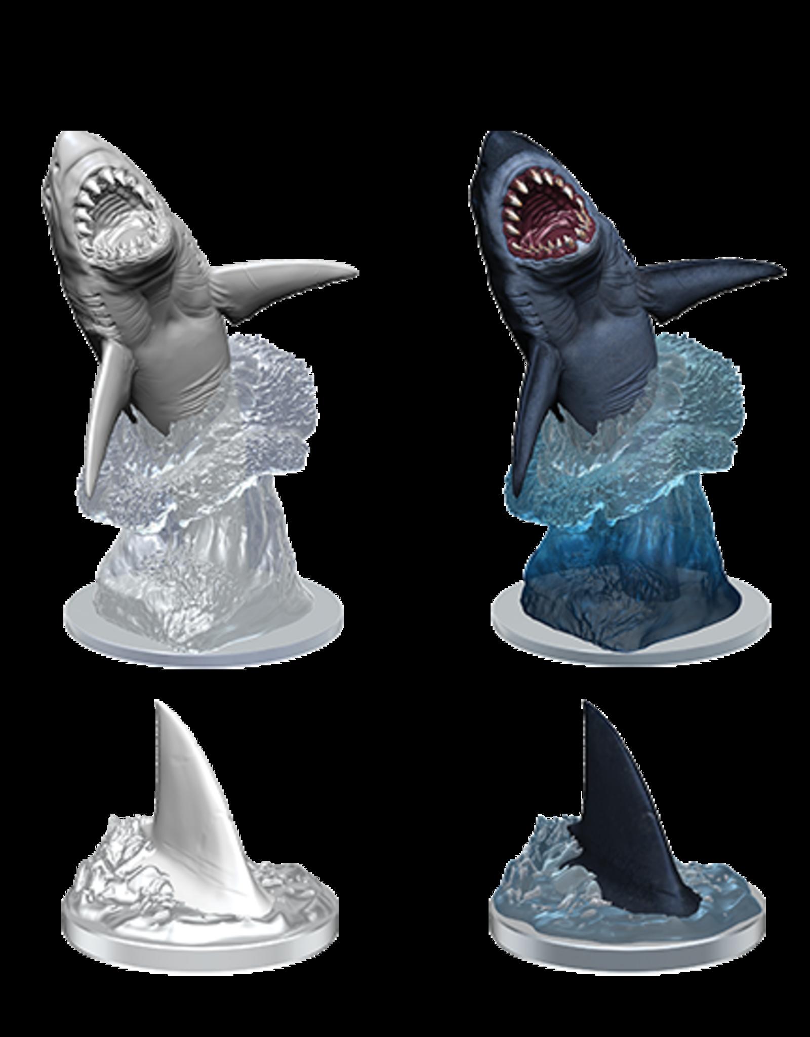 WizKids WizKids Deep Cuts: Shark