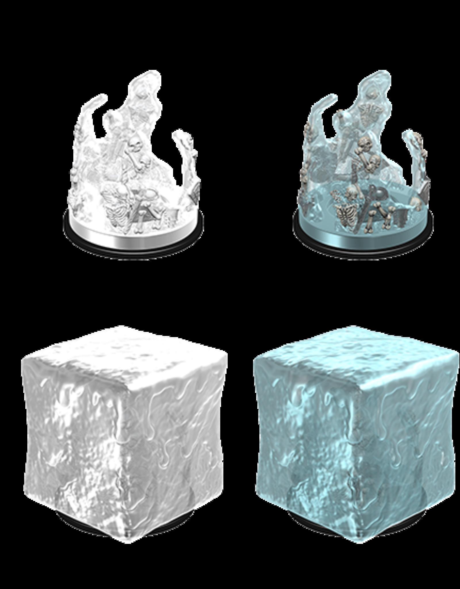 WizKids D&D Nolzur's Marvelous Miniatures: Gelatinous Cube