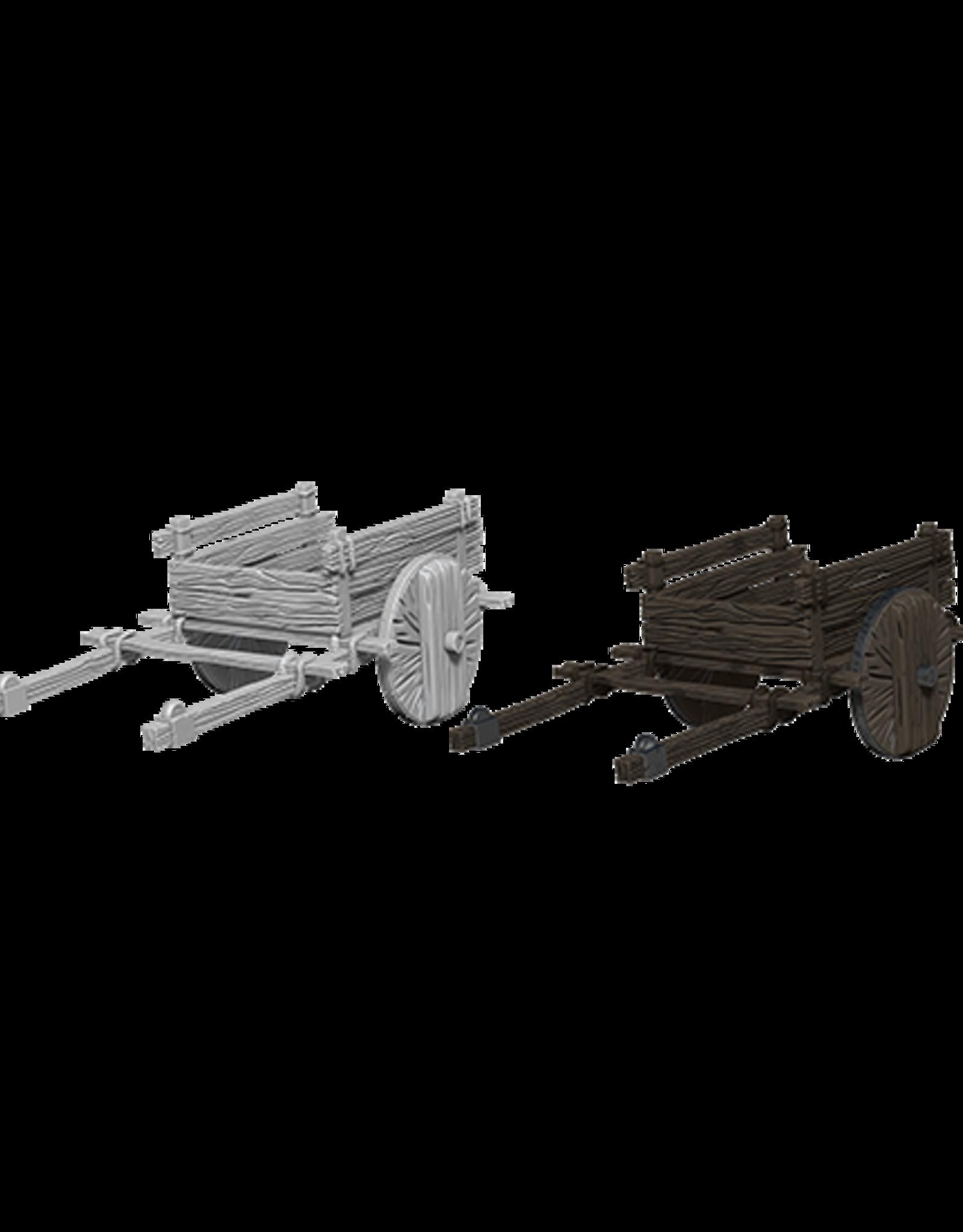 WizKids WizKids Deep Cuts: 2 Wheel Cart