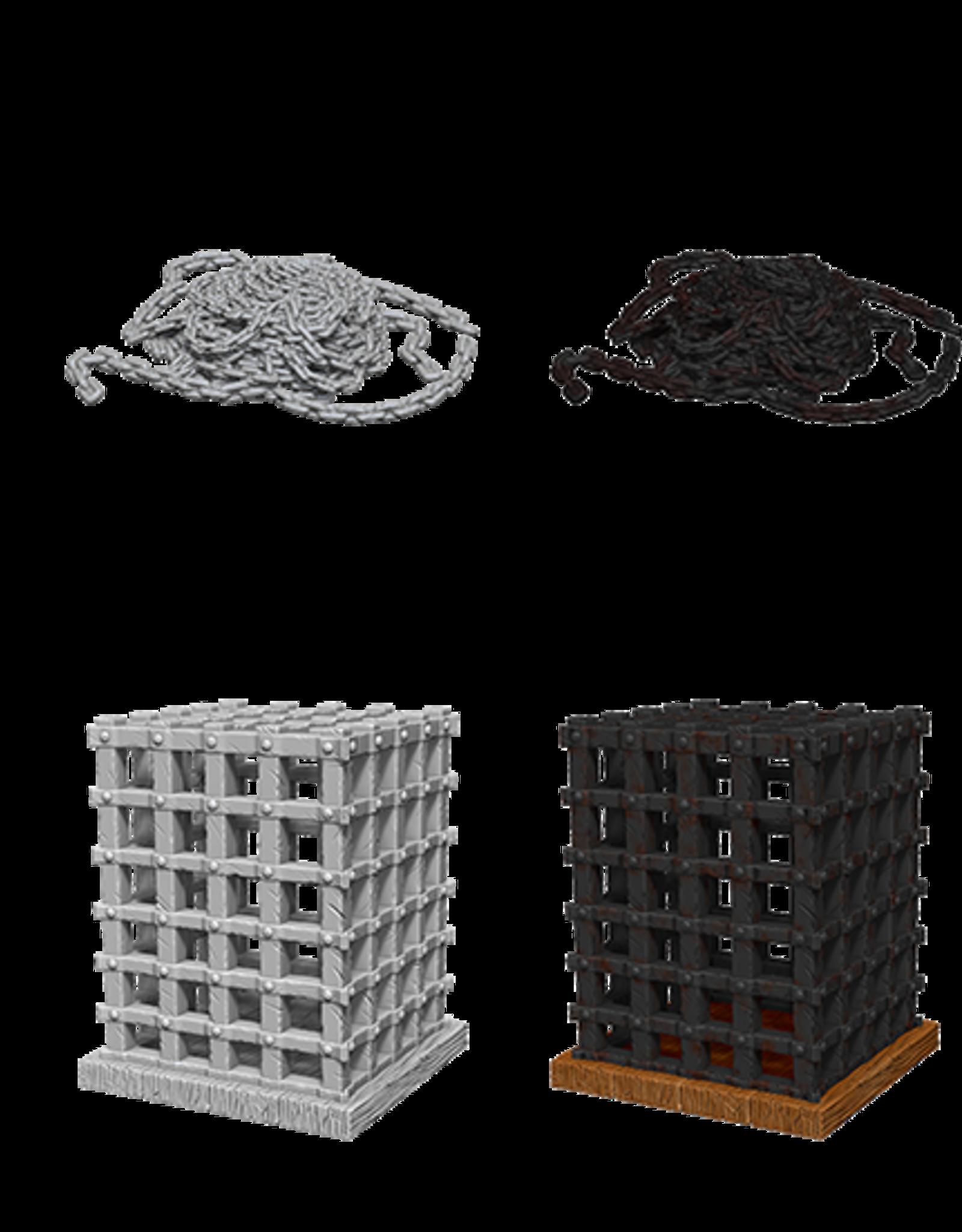 WizKids WizKids Deep Cuts: Cage & Chains