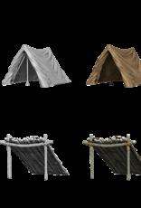 WizKids WizKids Deep Cuts: Tent & Lean-To