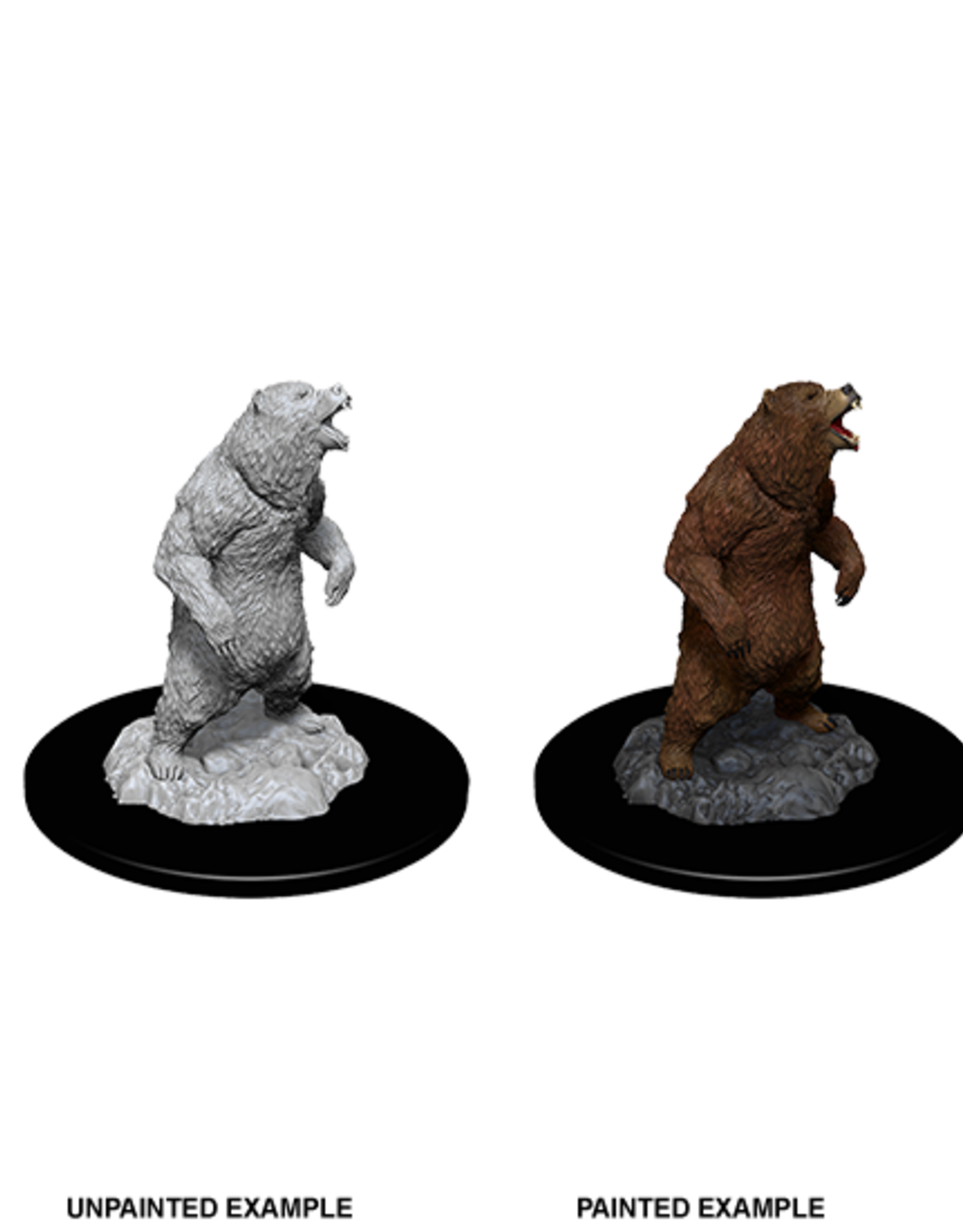 WizKids WizKids Deep Cuts: Grizzly