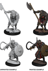 WizKids Pathfinder Deep Cuts Unpainted Miniaturess: Gnolls