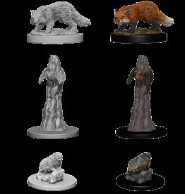 WizKids Pathfinder Deep Cuts Unpainted Miniatures: Familiars (#2)