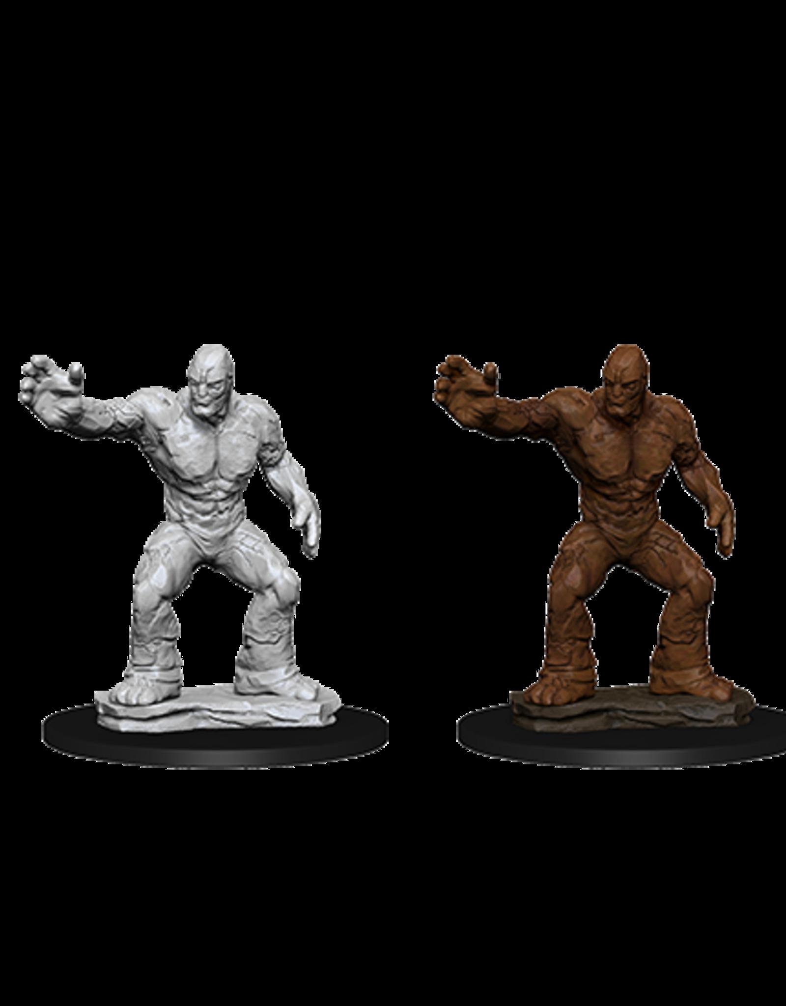 WizKids D&D Nolzur's Marvelous Miniatures: Clay Golem