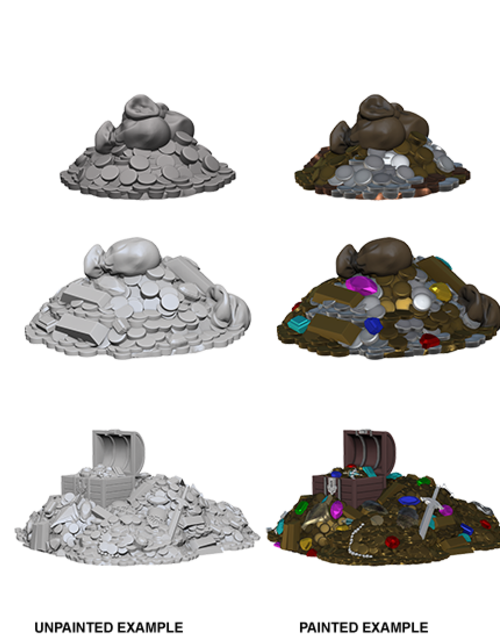 WizKids WizKids Deep Cuts: Treasure Piles