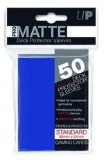 Ultra PRO 50ct Pro Matte Blue Sleeves