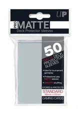 Ultra PRO 50ct Pro Matte Clear Sleeves
