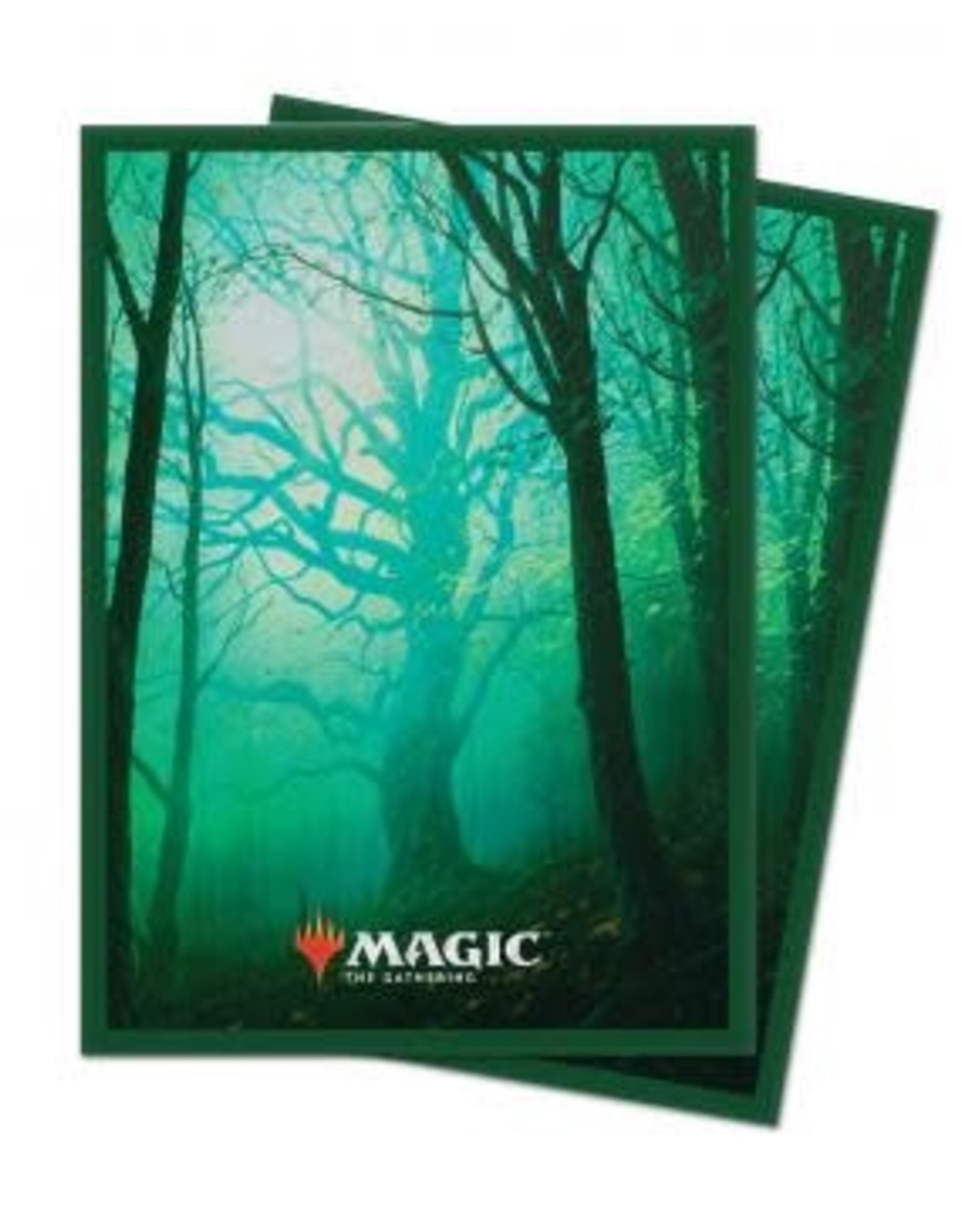 Ultra PRO Unstable Lands Forest 100ct Sleeves