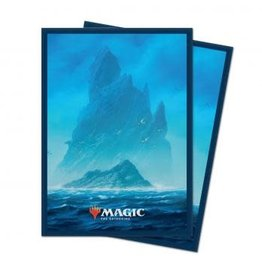 Ultra PRO Unstable Lands Island 100ct Sleeves