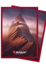 Ultra PRO Unstable Lands Mountain 100ct Sleeves