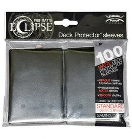 Ultra PRO PRO-Matte Eclipse Jet Black 100ct Sleeves