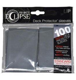 Ultra PRO PRO-Matte Eclipse Smoke Grey 100ct Sleeves