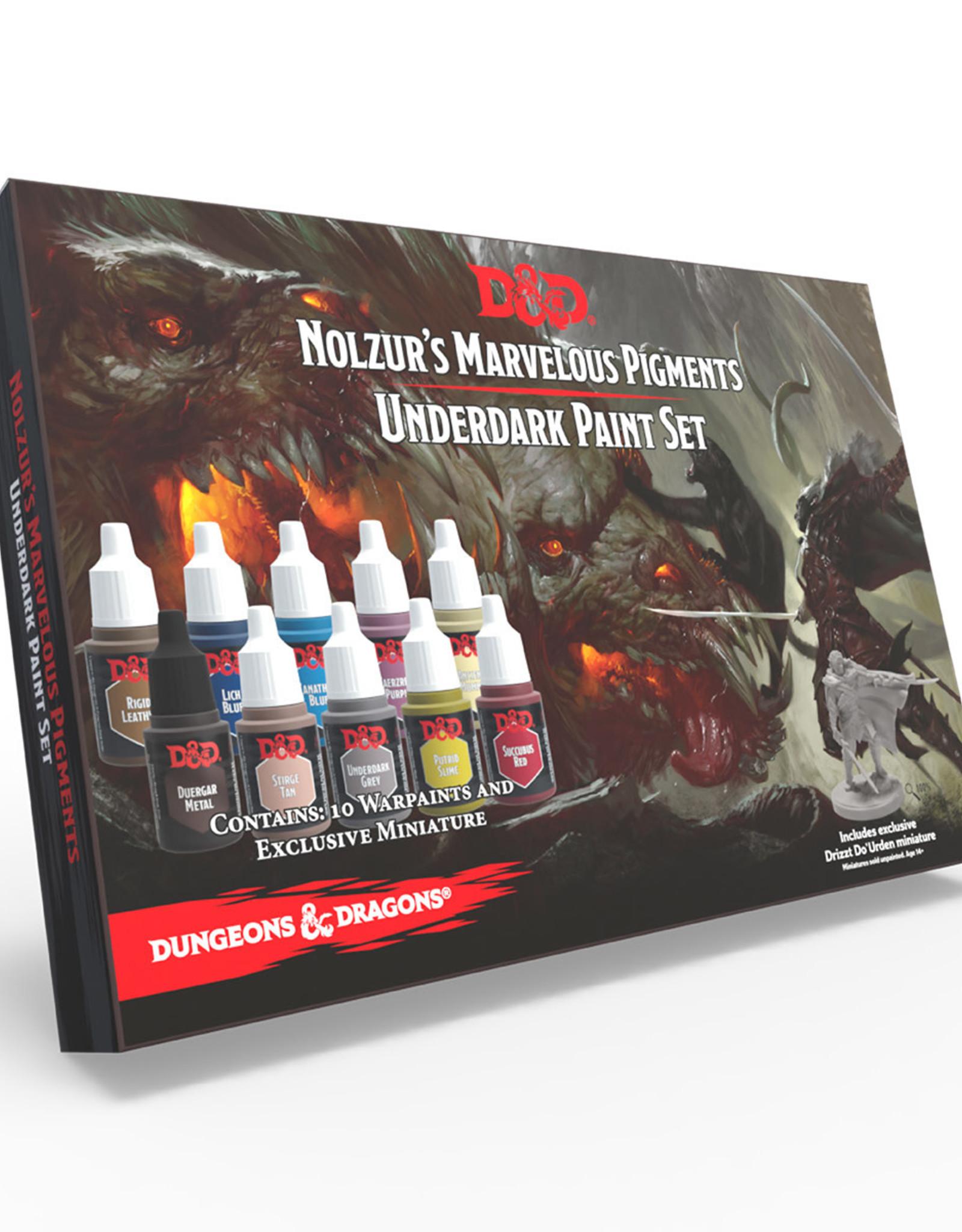 Army Painter D&D Underdark Paint Set