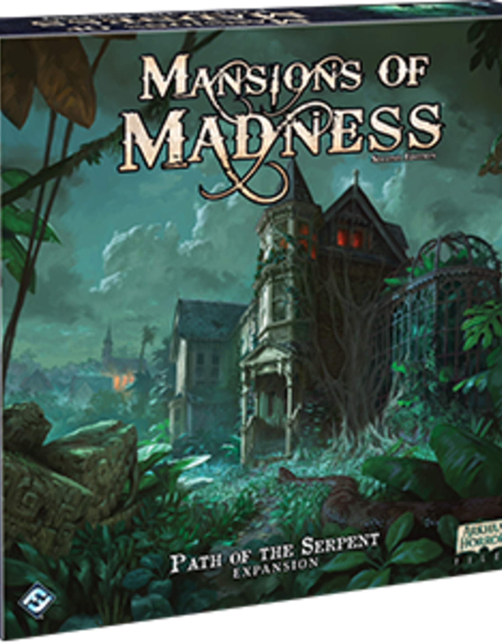 Fantasy Flight Mansions of Madness Path of the Serpent