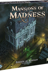 Fantasy Flight Mansions of Madness Streets of Arkham