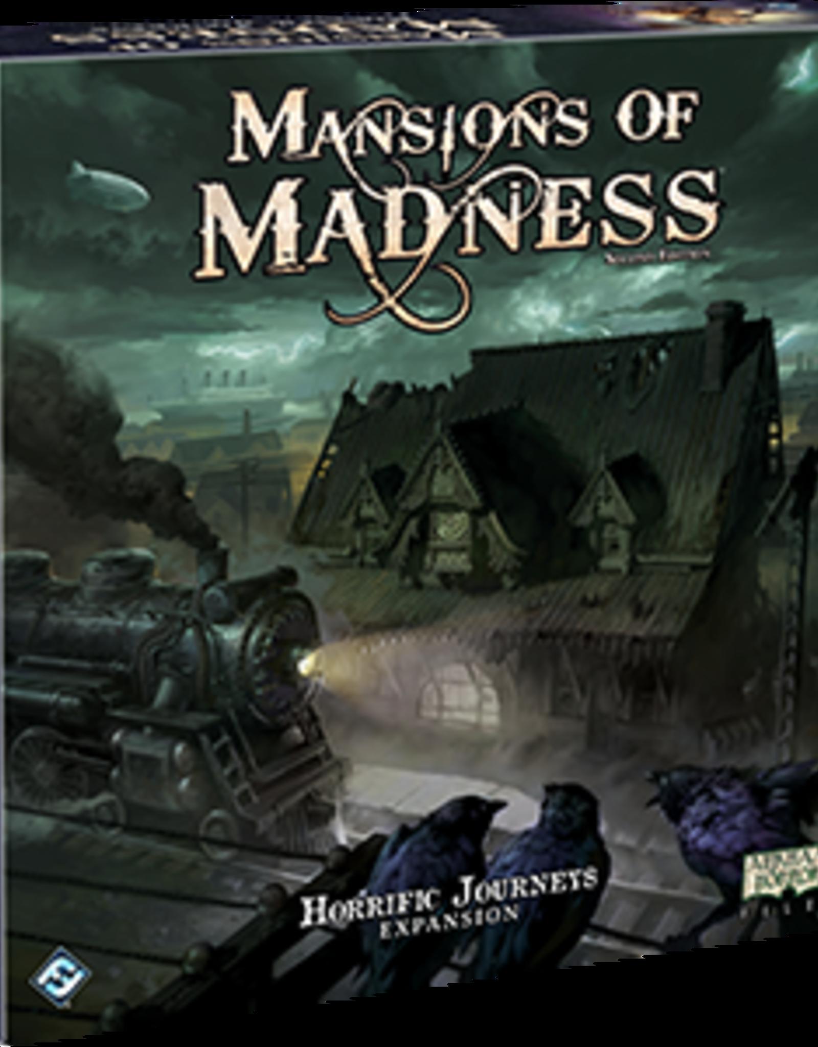 Fantasy Flight Mansions of Madness Horrific Journeys