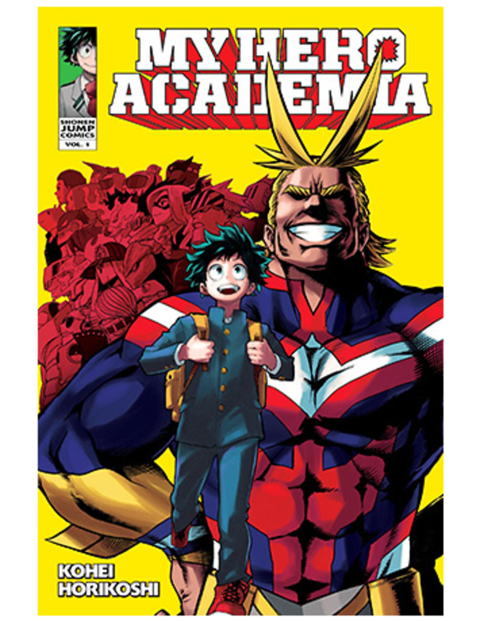 VIZ Media My Hero Academia v01