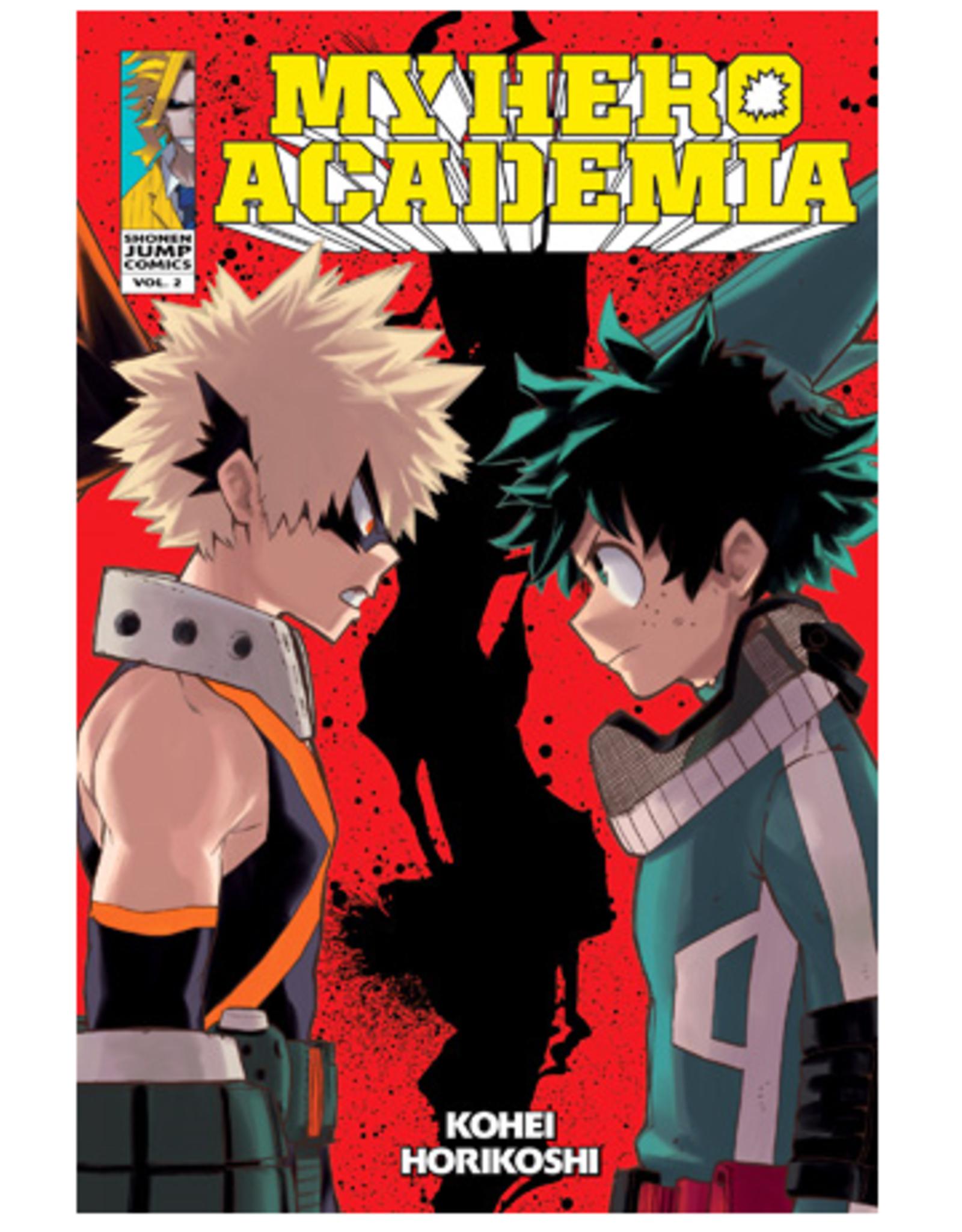 VIZ Media My Hero Academia  v02