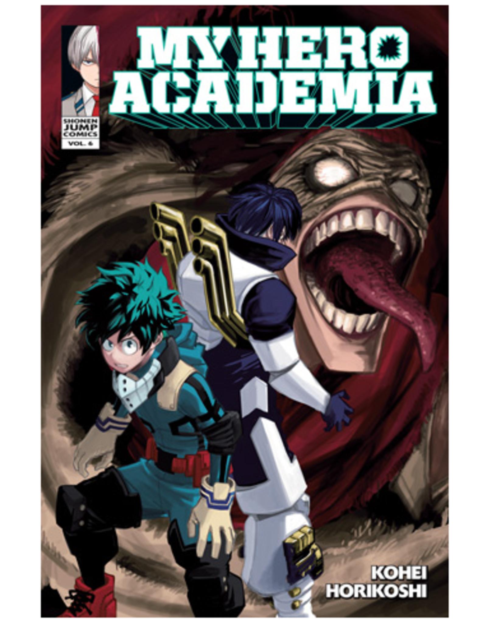 VIZ Media My Hero Academia v06