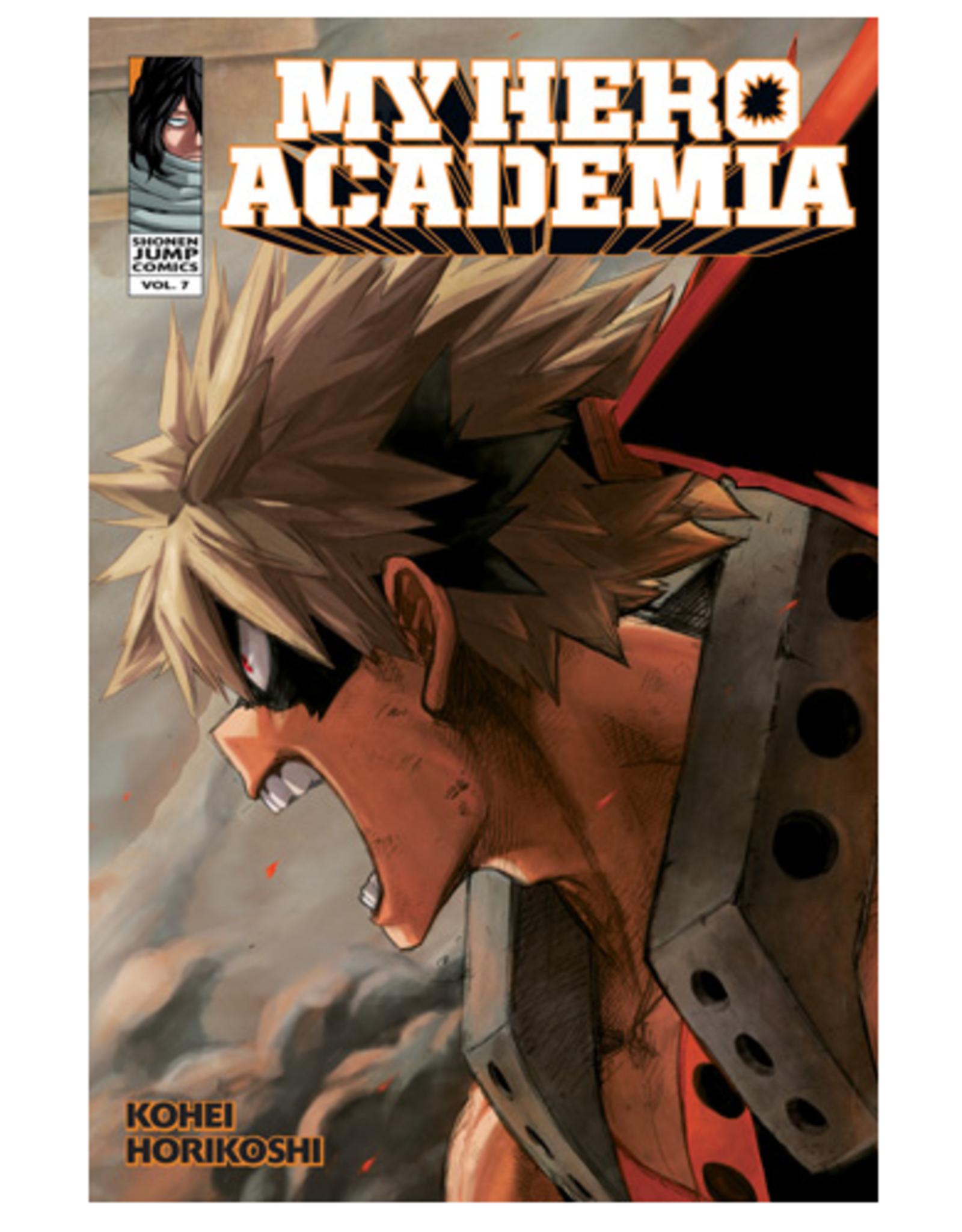VIZ Media My Hero Academia v07