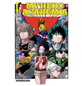 VIZ Media My Hero Academia v08