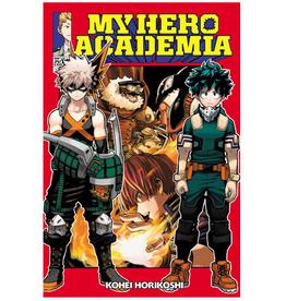 VIZ Media My Hero Academia v13