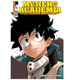 VIZ Media My Hero Academia v15
