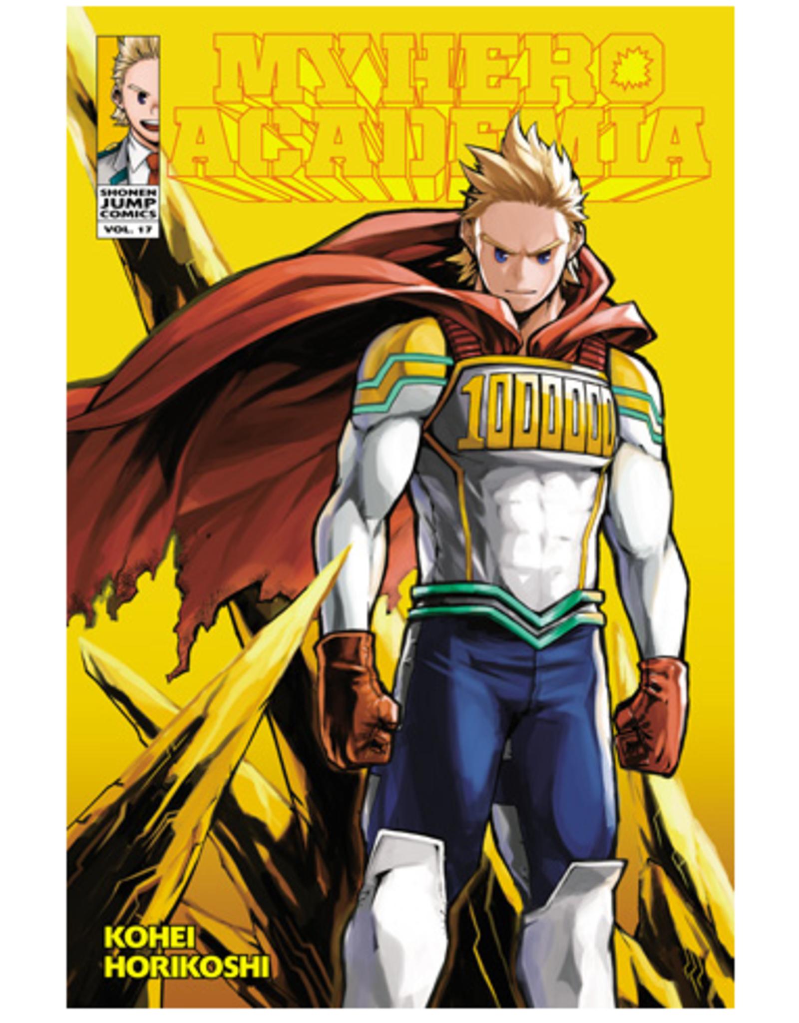 VIZ Media My Hero Academia v17