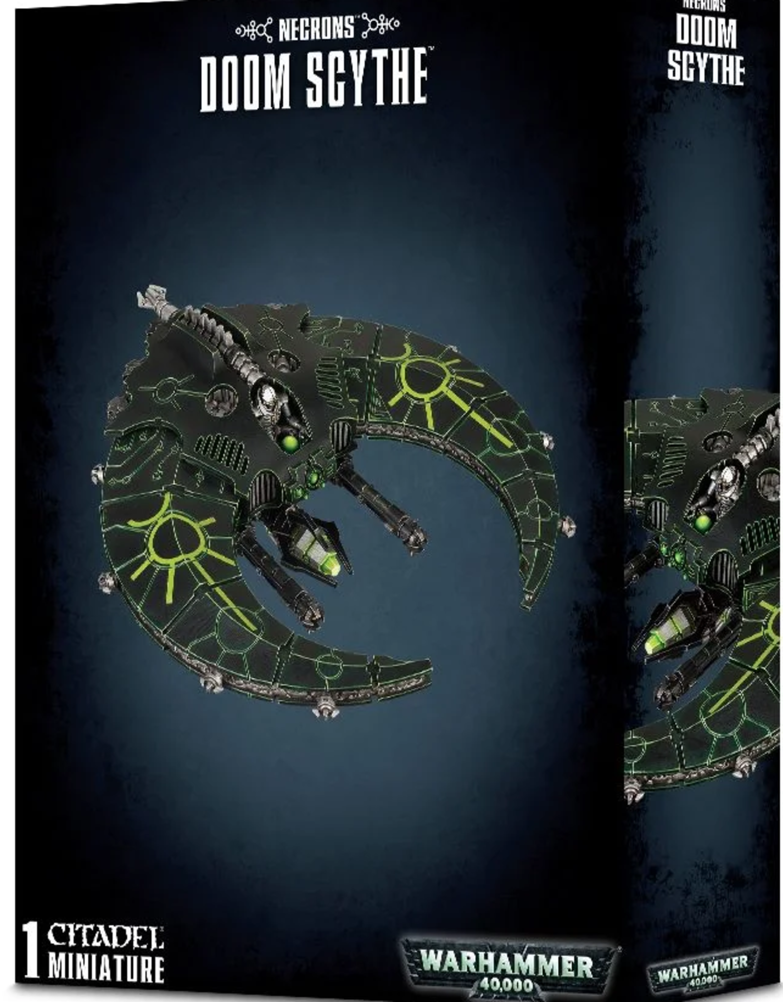 Games Workshop Necron: Doom / Night Scythe