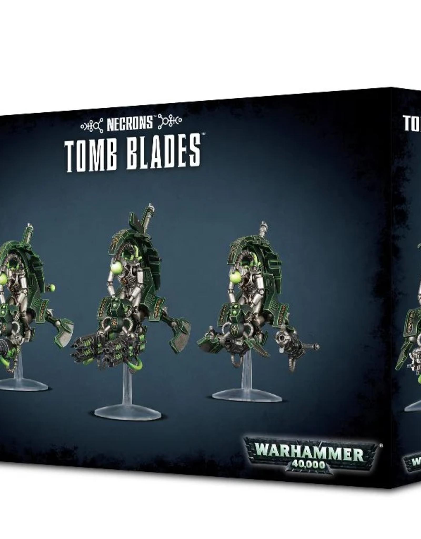Games Workshop Necron: Tomb Blades